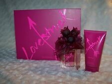 VERA WANG Lovestruck 2 pc Gift Set 3.4 oz EDP spray, 5 oz Body Lotion NEW NIB