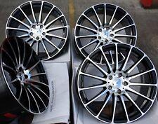 "18"" BMF Force 5 alloy wheels Fits Vauxhall Opel Astra Corsa Signum Vectra Zafira"