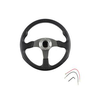 Aspeed Racing Steering Wheel 350mm Modification Drifting Steering Wheel GRAY