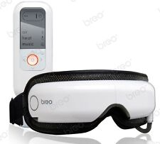 Breo iSEE370 Eye & Temple Rechargeable Massager Air Presure Heat Compression NEW