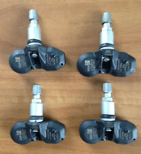 4 BMW Sensore pressione pneumatici RDC 433 MHz 3 Serie E90 X1 E84 X5 E70 Serie 5