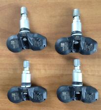 4 BMW Reifendrucksensoren RDC 433 MHz 3er E90 X1 E84 X5 E70 5er F10 6er 6790054
