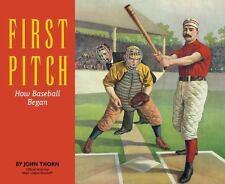First Pitch, Thorn, John, Good Book