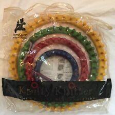 Knitting Loom crochet /& fil aiguille pour Knifty Knitter Knitting Loom de Rechange Outil TVA