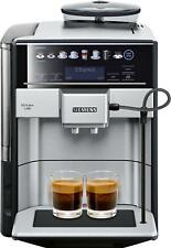 Siemens TE657503DE EQ.6 plus s700 Kaffeevollautomat, schwarz
