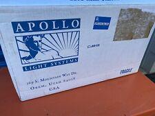 LIGHT THERAPY Apollo Systems Brite Lite  Light Box 10,000 lux WORKS!