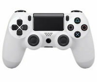 Wireless Bluetooth Gaming Controller Remote For PlayStation 4 PS4- White
