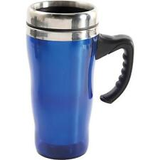 Mr. Coffee 78753-02 15 Oz. Stainless Steel Morning Fix Travel Mug
