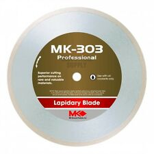 MK-303 153696 10 Inch x .040 Inch x 5/8 Inch Wet Cutting Diamond Lapidary Blade