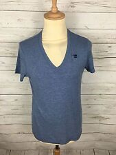 Men's G-Star Raw T-Shirt - Small - Blue - Great Condition
