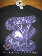 2001 ARIZONA DIAMONDBACKS (MED) T-Shirt w/ Tags