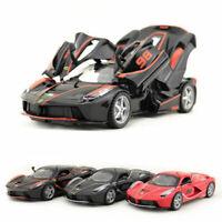 1:32 Ferrari FXX K V12 Racing Car Model Car Diecast Toy Vehicle Pull Back Kids