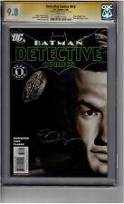 (B4) Detective Comics #818 CGC 9.8 Signature Series *Simone Bianchi*
