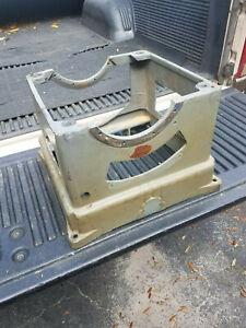 "Vtg Atlas S8E/Craftsman 101 8"" Table Saw Base 0001"