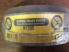 Holden Barina Rear Brake Shoes N1705