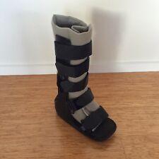 OSSUR CAM BOOT WALKER FOOT SUPPORT ORTHO FORMFIT  EQUALIZER MOON LARGE LONG