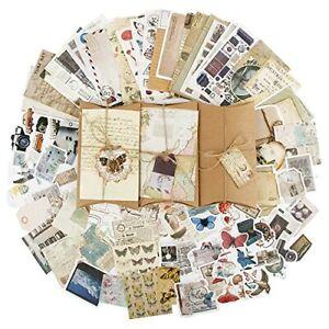 90 Scrapbooking Sticker Vintage Journal Sticker Washi Scrapbooking Aufkleber