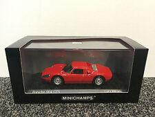 Porsche 904 GTS 1964 Red 1:43 Minichmaps