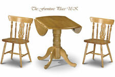 Julian Bowen Solid Wood Up to 4 Seats Table & Chair Sets
