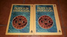 FOGLIA PRATICA DI ASTROLOGIA COMPLETO 2 VOLUMI I ED. ARMENIA 1983