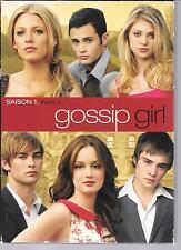 COFFRET 3 DVD ZONE 2--SERIE TV--GOSSIP GIRL--SAISON 1 - PARTIE 2 EPISODES 10-18