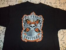 Large- California Choppers / Shirt Tag Ripped Out T- Shirt