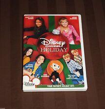 Disney Channel Holiday (DVD, 2005) DISNEY CHRISTMAS DVD