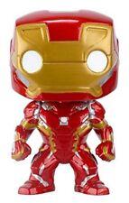 Action figure di eroi dei fumetti Funko dimensioni 10cm sul Iron Man