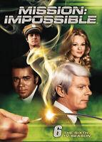Mission: Impossible: The 1971 Sixth TV Season (Season 6) (6 Disc) DVD NEW