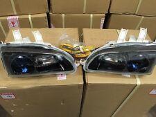 DENJI CIVIC 92-95  PROJECTOR HEADLIGHTS (DJ-HD767BB) Ready To Ship