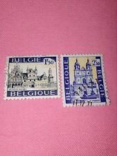 STAMPS - TIMBRE - POSTZ. - BELGIQUE - BELGIE 1971 NR. 1614/15 (ref. 1976)