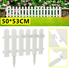 Garden Border Fencing Fence Pannels Outdoor Landscape Decor Edging Yard Decor