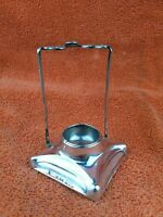 Antique Sterling Silver Hallmarked Ink/Vanity Stand 1911, Chester J & R Griffin