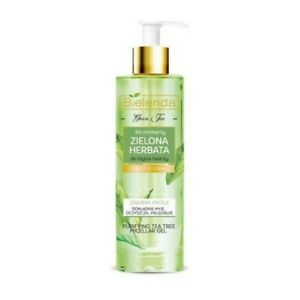 Bielenda Green Tea Purifying Micellar Gel Mixed Complexion Miceli Vitamin C 200g