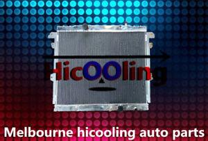 50mm Aluminum Radiator For HILUX KUN16R KUN26R 3.0 Diesel 2005-2015 AT/MT 2014