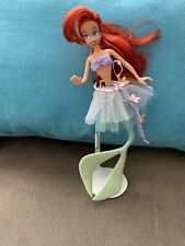 "Little Mermaid doll Ariel & Sisters 2007 Rare Hard to find 11"" Disney Store Exc"