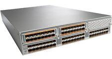 Cisco Nexus N5K-C5596UP-FA Switch N5K-C5596UP NEW w/Test Sheet 5596UP  N5K