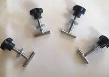 Vw t5/T & vis de fixation Rastschiene Multiflexboard 50 mm VA en acier inoxydable