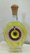 Liquore Millefioriori Moroni sigillo stella bottle Roulette Decanter collezione