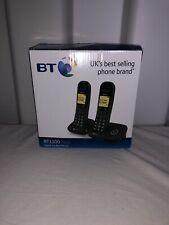 Bt Digital Cordless Phone BT1100 Twin