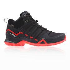 Stivali, anfibi e scarponcini da uomo rossi adidas con stringhe