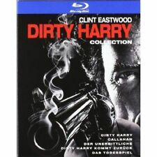 Dirty Harry Collection - 5 Filme Blu-ray Clint Eastwood