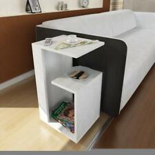Beistelltisch Weiß Tisch Holz Couchtisch Wohnzimmer Nachttisch Telefontisch 1551