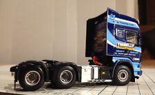 WSI Tinnelly Scania R 6x4 Heavy Haulage Unit Code 3 1/50 Same scale as Tekno