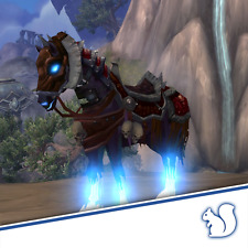 WoW Mount Zügel des scharlachroten Todesstreitr World of Warcraft Mount Reittier