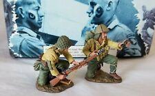 KING & COUNTRY IWJ026 RIFLE GRENADE TEAM SURIBACHI IWO JIMA USMC Marines WWII