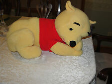 Large Disney Winnie the Pooh Plush Fisher Price Old Stock with Tag
