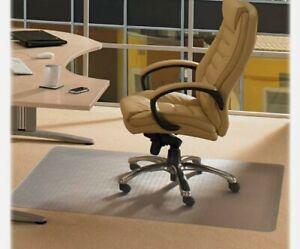 Floortex Cleartex Advantagemat 36 X 48 Chair Mat For Low Pile Carpet, Rectangula