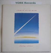 CHRIS DE BURGH - Flying Colours - Ex Con LP Record
