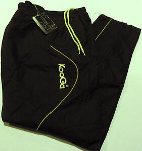 KOOGA VORTEX RUGBY WARM UP/TRAINING WATER RESISTANT PANTS-ADULT AND JUNIOR